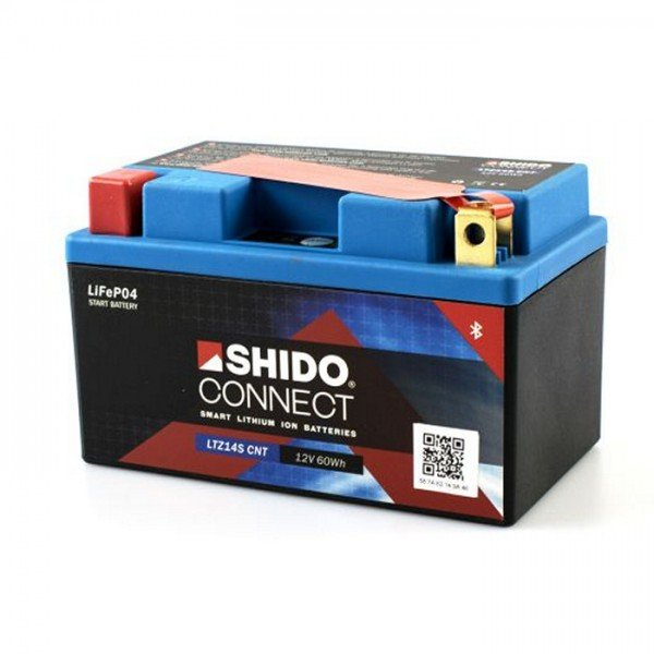 Battery Honda Nc750x 2013 2018 Lithium Shido Ltz14s Ytz14s Connect
