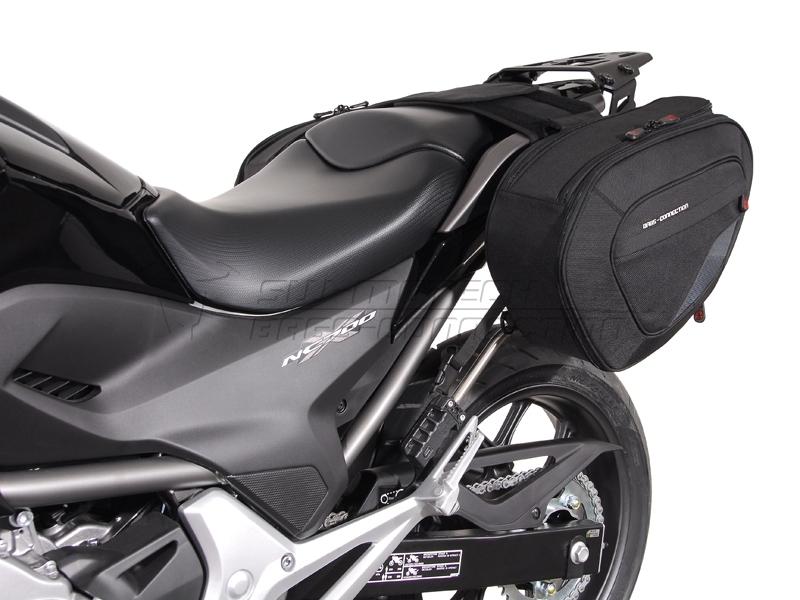 Blaze Panniers Set Honda Nc750x Nc750 Xxd 13 16 Mpartzcom