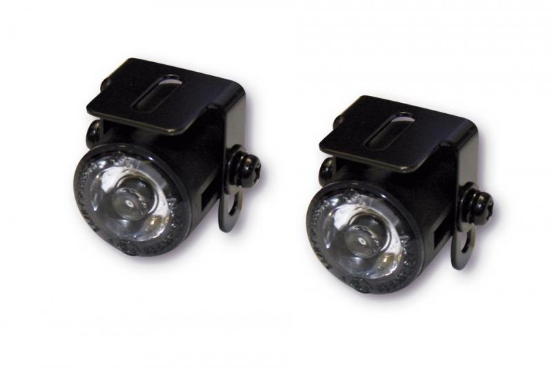 Daytime running lights motorcycle / stand-light LED set | mPartz.com