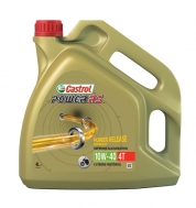 Motoroil Castrol Power RS 4 liter