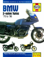 Workshop Manual Haynes BMW Twins 70-96