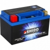 Battery Triumph Speed Four 600 2002-2006 Lithium Shido LTX12-BS YTX12-BS