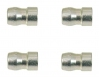Spark plug NGK end nut 4 pieces